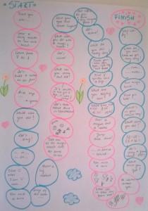 Szkoła językowa IN WONDERLAND Alicja Zielińska-Biegaj autorskie zabawy