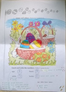 Happy Easter IN WONDERLAND Alicja Zielińska-Biegaj