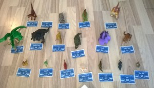 Dinosaurs' School