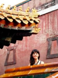Kasia w Pekinie